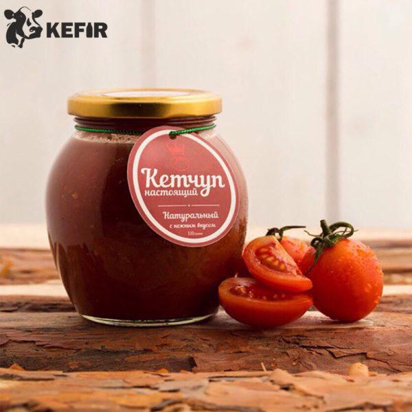 Натуральный кетчуп Нежный